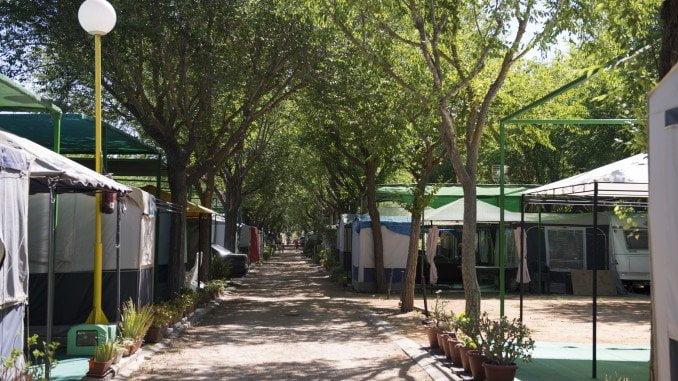 Huelva es la novena provincia española en pernoctaciones en camping en el mes de junio
