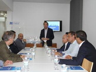 Una delegación del Ministerio del Petroleo iraní visita Cepsa