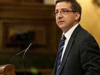 El diputado de Unión del Pueblo Navarro en el Congreso, Carlos Salvador