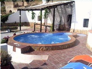Andalucía cuenta con numerosas casas rurales con piscina, las preferidas de los turistas