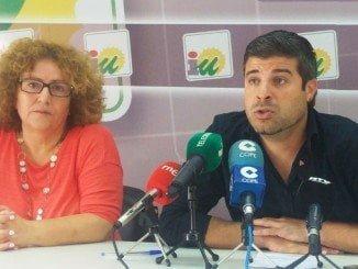 Charo Gonzalez y Alejo Beltrán