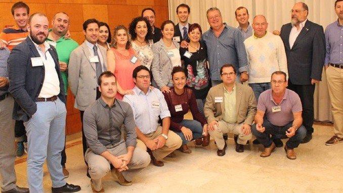 Componentes-del-Grupo-BNI-Innovación-de-Huelva-que-celebra-el-cuarto-año-desde-su-constitución 1