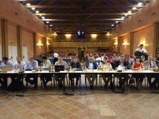 El consejero de Medio Ambiente ha presidido el pleno del Consejo de Participación de Doñana
