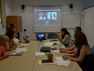 Presentación del estudio sobre corrupción política que ha dirigido una profesora de la UHU