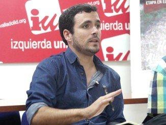 """El líder de IU considera que concurrir con Podemos en las elecciones ha evitado """"una sangría"""" de escaños"""