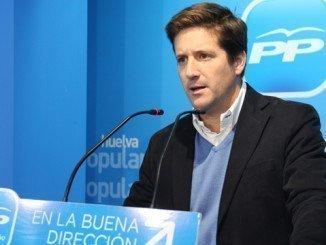 García Longoria consigue mediante enmienda que se contemple la escala de Matalascañas en la conexión martíma Huelva-Cáidz