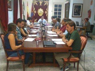 Pleno del Ayuntamiento de Aracena