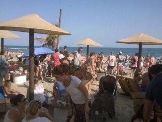 Las playas andaluzas, como la de La Antilla, son uno de los destinos preferidos de los turistas