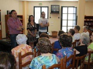 El Aula de la Memoria para mayores se lleva impartiendo desde hace nueve años