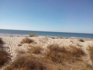 Las playas de andalucía perfectas para el baño