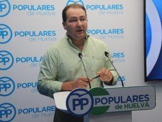 """Según David Toscano, al PSOE """"se le han acabado las excusas para no condenar su corrupción"""