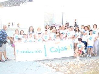 Gracias a la solidaridad de Fundación Cajasol jóvenes de diferentes colectivos acudieron a ver a Alejandro Sanz