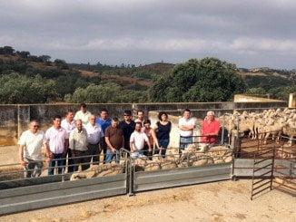 La cooperativa ha reunido a los ganaderos de ovino en el Centro de Investigación Agrícola