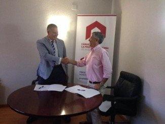 Ambas entidades han firmado un convenio de colaboración