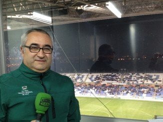 Nacho Ruiz es un reconocido profesional en el mundo deportivo onubense