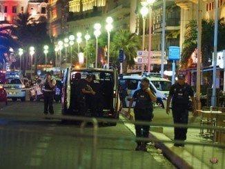 Hasta ahora van 84 muertos y numerosos heridos en el atentado de anoche en Niza