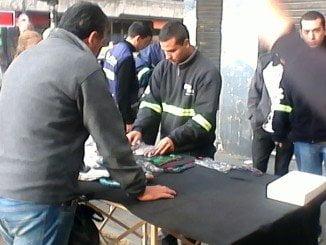 La operación ha terminado con la detención de un súbdito marroquí