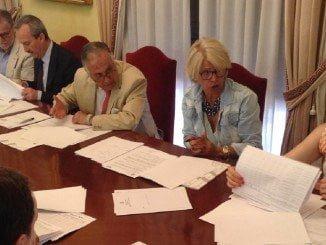 Reunión de la comisión PROFEA para aprobar los proyectos