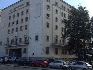 El consejero Emilio de Llera ha dado a conocer la noticia en el Palacio de Justicia de Huelva