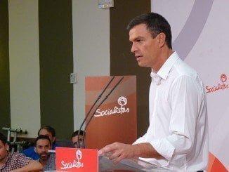 El líder socialista se reunirá con el secretario general del PSCyL, Luis Tudanca