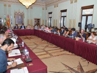 Los presupuestos han salido adelante con los votos favorables de PSOE y Ciudadanos
