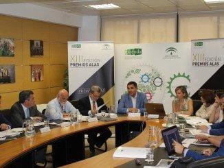 El Jurado eligió hoy los XIII Premios Alas a la internacionalización