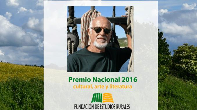 Juan Manuel García Bartolomé es el Premio Fundación Estudios Rurales