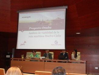Los resultados del estudio han sido presentados por la Autoridad Portuaria