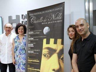 La compañía Noviembre Teatro repite en el Festival Castillo de Niebla tras su éxito del año pasado