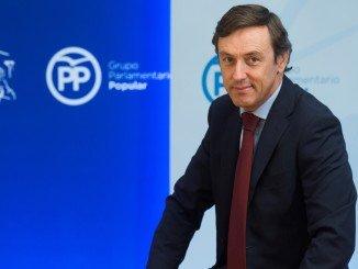 Hernando ha indicado que el encuentro entre Rajoy y Rivera ha sido una primera toma de contacto