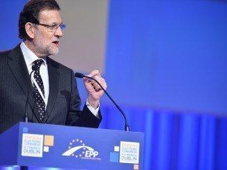 Mariano Rajoy ha ofrecido una rueda de prensa tras su reunión con el Rey