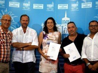 Constitución de la Mesa Empresarial FOE-Ayuntamiento de Valverde del Camino