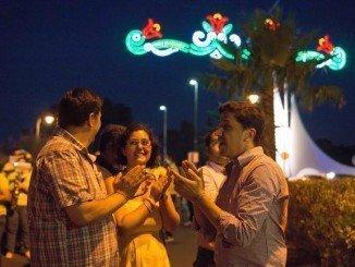 Numerosas localidades costeras y marineras celebran estas fiestas