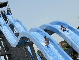 Los parques acuáticos, una de las actividades de ocio más demandadas en verano