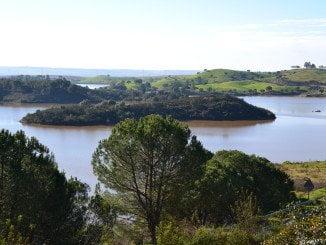 A pesar de las escasas precipitaciones, los pantanos de Huelva continúan en el número uno del ranking de capacidad embalsada