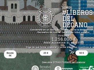 La Campaña de Salvación se ha quedado parada en 1.256.000 euros