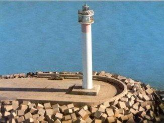 Por motivos de seguridad, el Puerto cierra el último tramo del Espigón, el que da al faro