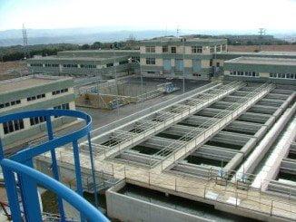 Estación de tratamiento de Aguas de la MAS