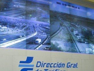 Tráfico pone un dispositivo especial de operación salida con motivo del Puente de Santiago