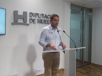 El portavoz del PSOE en Diputación