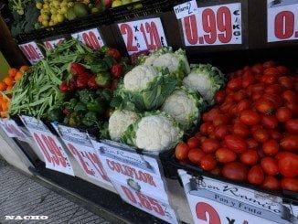 Andalucía es la principal región productora de frutas y hortalizas de España