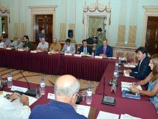 La subcomisión de la Mesa estará integrada por las Administraciones y la Universidad