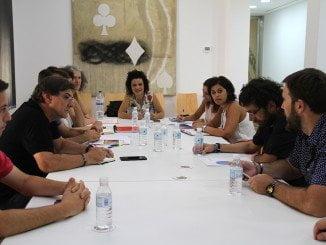 La Diputación puso en marcha en octubre la Mesa de Apoyo a Refugiados en la provincia de Huelva