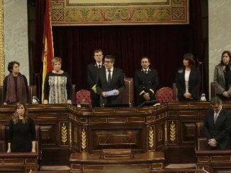 Los socialistas volverían a presentar la candidatura de Patxi López para presidir la Cámara