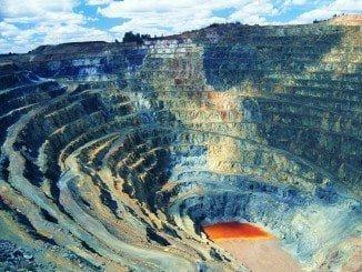 Las minas de Río Tinto están catalogadas como lugar de interés turístico