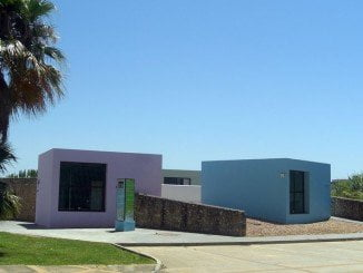 Hasta ahora este edificio, en la avenida de Riofrío, albergaba la oficina de turismo