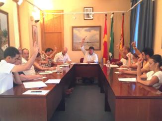 El Pleno del Ayuntamiento de Zalamea la Real ha aprobado la moción