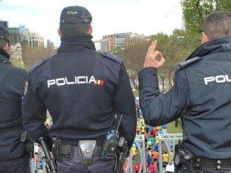 El presunto autor de los robos ha sido detenido por la Policía Nacional