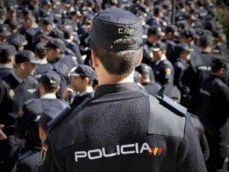La Policía Nacional consigue reducir un 12% la criminalidad en 4 años a pesar de que afloran un 80% más delitos de corrupción