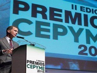 Retrospectiva de la edición anterior de los premios Cepyme